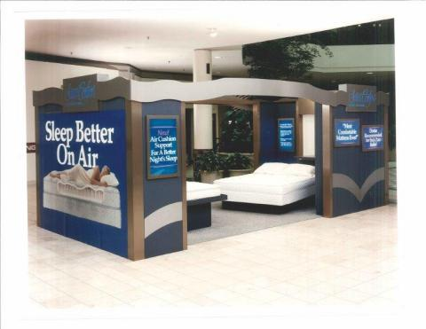 Since its first retail presence in 1992, Select Comfort has evolved from a manufacturer with a small kiosk in a Twin Cities mall, to a national retailer with products sold exclusively through its 500 Sleep Number stores. (Photo: Sleep Number)