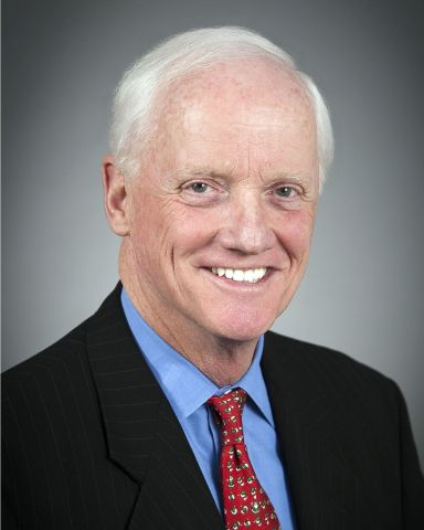 Former Oklahoma Governor Frank Keating (Photo: Business Wire)