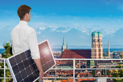 More than 1,000 exhibitors will be presenting their innovations on renewable energy at Intersolar Eu ...