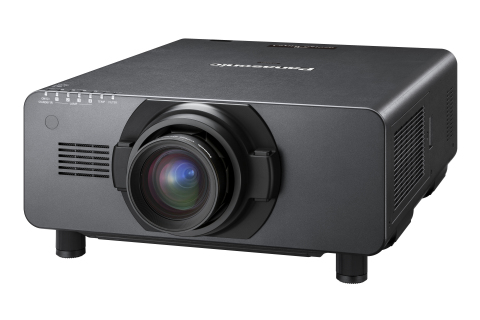 Panasonic's high brightness compact 20,000 lumens projectors (PT-DZ21K2) (Photo: Business Wire)