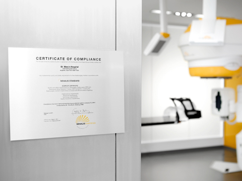 The Chris O'Brien Lifehouse Hospital has successfully completed Novalis Certified process. (Photo: B ...