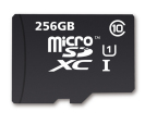 Integral's new 256GB microSDXC memory card for smartphones and tablets (Photo: Business Wire)