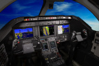 G5000 Integrated Flight Deck (Photo: Business Wire)