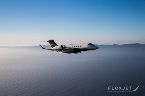 Flexjet announced today that it has officially confirmed a firm order for 20 additional Challenger 350 super-midsized jets by Bombardier Aerospace. This is in addition to an order for 20 Challenger 350 Bombardier aircraft announced in 2013, bringing the total firm order to 40 of the popular business jets. (Photo: Business Wire)