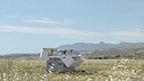 AeroVironment's Tether Eye unmanned aircraft system is designed to provide continuous, 24-hours-a-day surveillance at up to 150 feet above its launch point (http://www.avinc.com/)