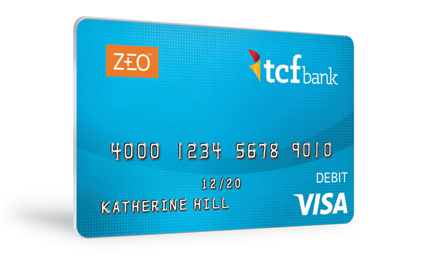 tcf bank introduces zeo prepaid card and cash services for consumers business wire - Business Prepaid Cards