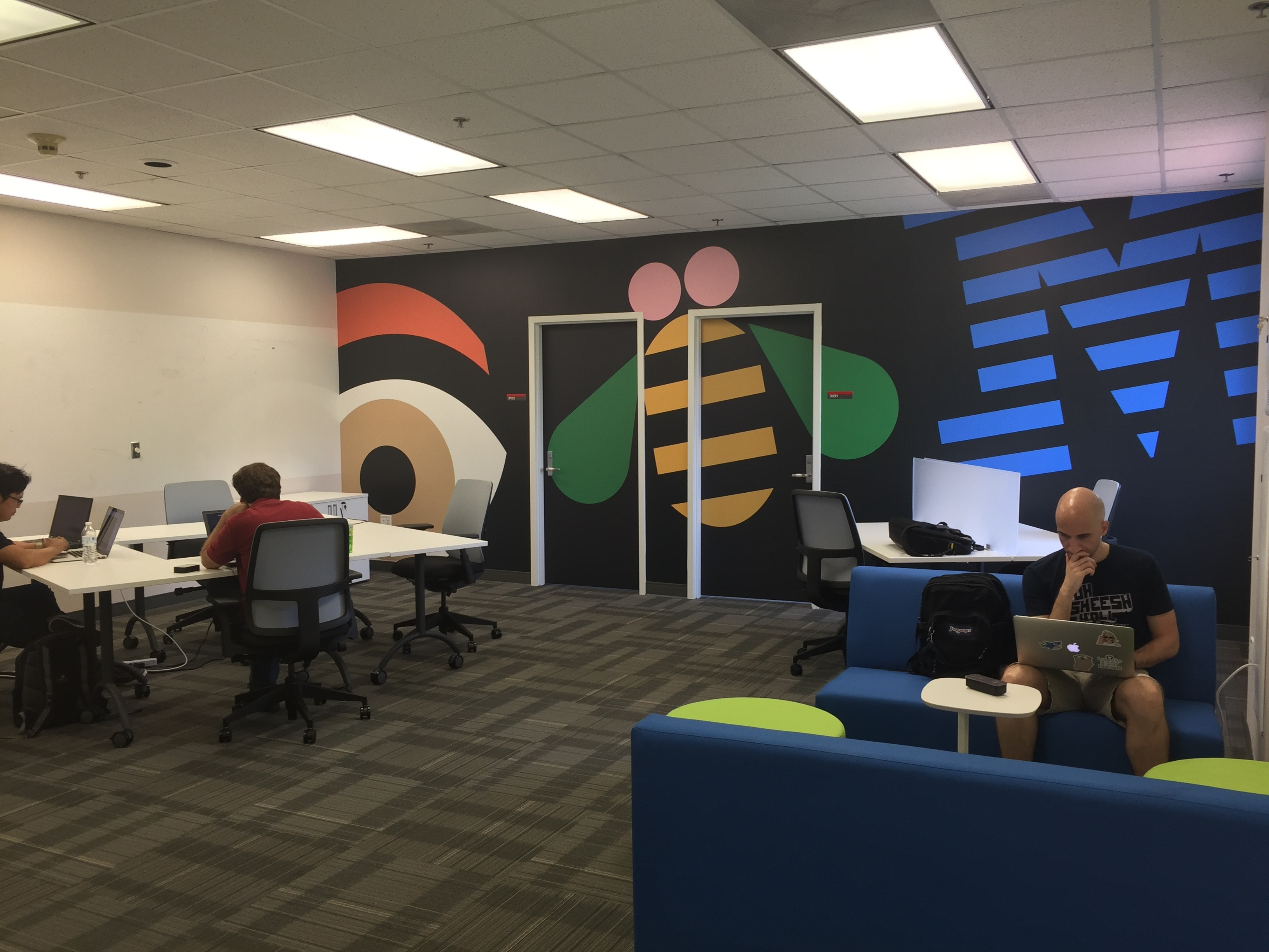 Ibm Rtp Campus Map.Ibm Opens Education Collaboration Center On Nc State S Centennial