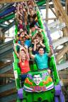 The Joker features one-of-a-kind elements, extreme airtime and unexpected twists and turns. (Photo: Business Wire)