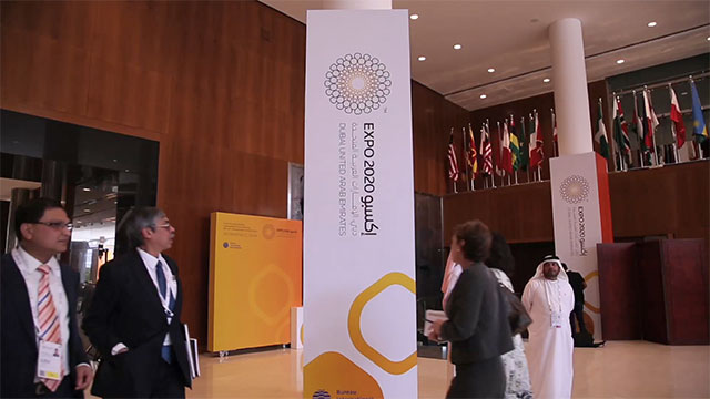 Expo 2020 Dubai makes a strong impression on potential participant nations at first International Planning Meeting
