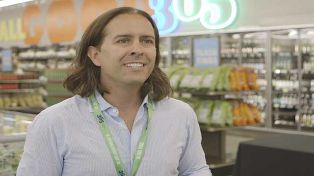 365 by Whole Foods Market President Jeff Turnas discusses the Silver Lake store's offerings.