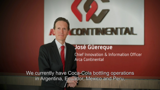Arca Continental, one of the largest beverage and snack manufacturing companies in Latin America, uses Citrix solutions to seamlessly deliver business applications to more than 22,000 users across a diverse service area including Mexico, Peru, Ecuador, Argentina and the U.S.