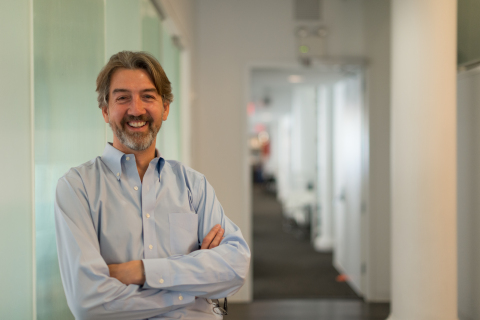 Daniel Binns - Managing Director of Interbrand New York & San Francisco (Photo: Business Wire)