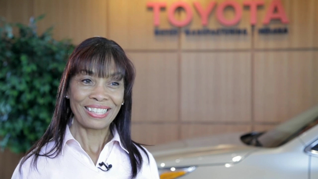 Comments from Orvietta Shannon, Toyota Indiana, Diversity & Inclusion, 20-yr Team Member; Norm Bafunno, President, Toyota Indiana