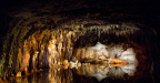 Soraa's LED lamps have been installed to illuminate the natural beauty of the Saalfred Fairy Grottoes in Thüringen, Germany. Photo Credit: Gordon Axmann, www.aktivraum.com.