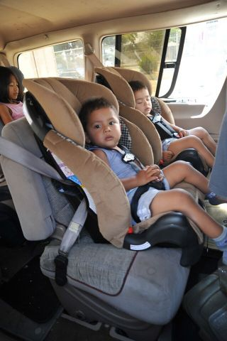 The proper use of car seats and booster seats can help prevent many child injuries and deaths. That' ...
