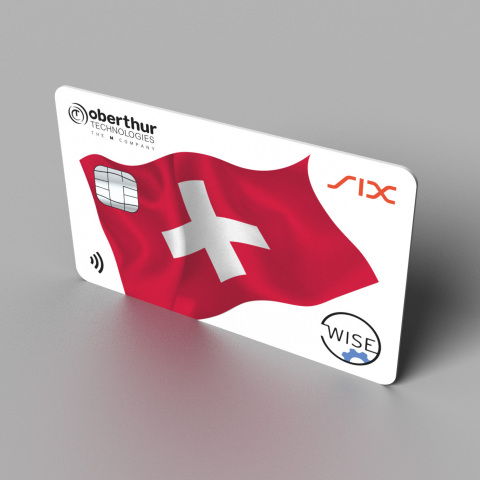 OT's WISE solution powers Swiss debit cards (Photo: Business Wire)