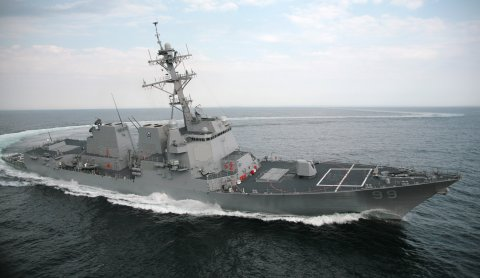 BAE Systems received contracts to repair and maintain two ships for the U.S. Navy in Jacksonville, F ...