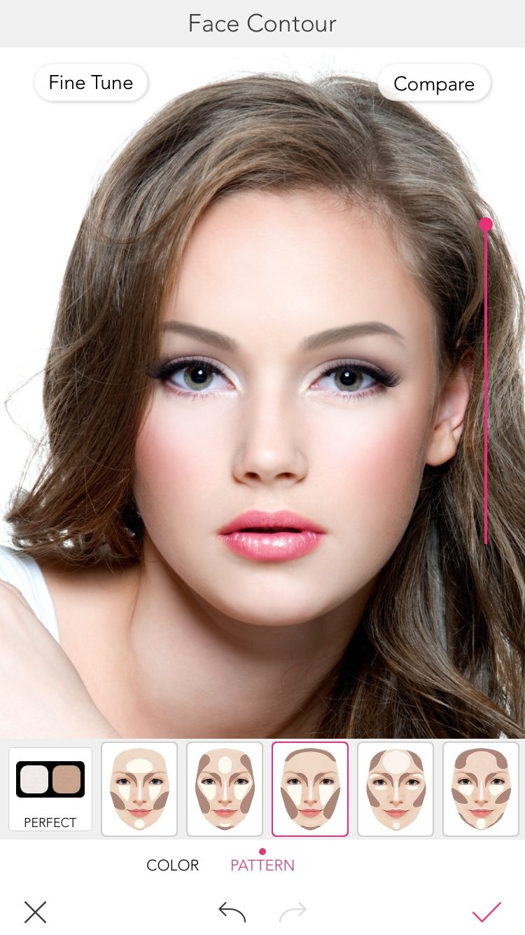 Contour Like A Professional With Youcam Makeups New Makeover