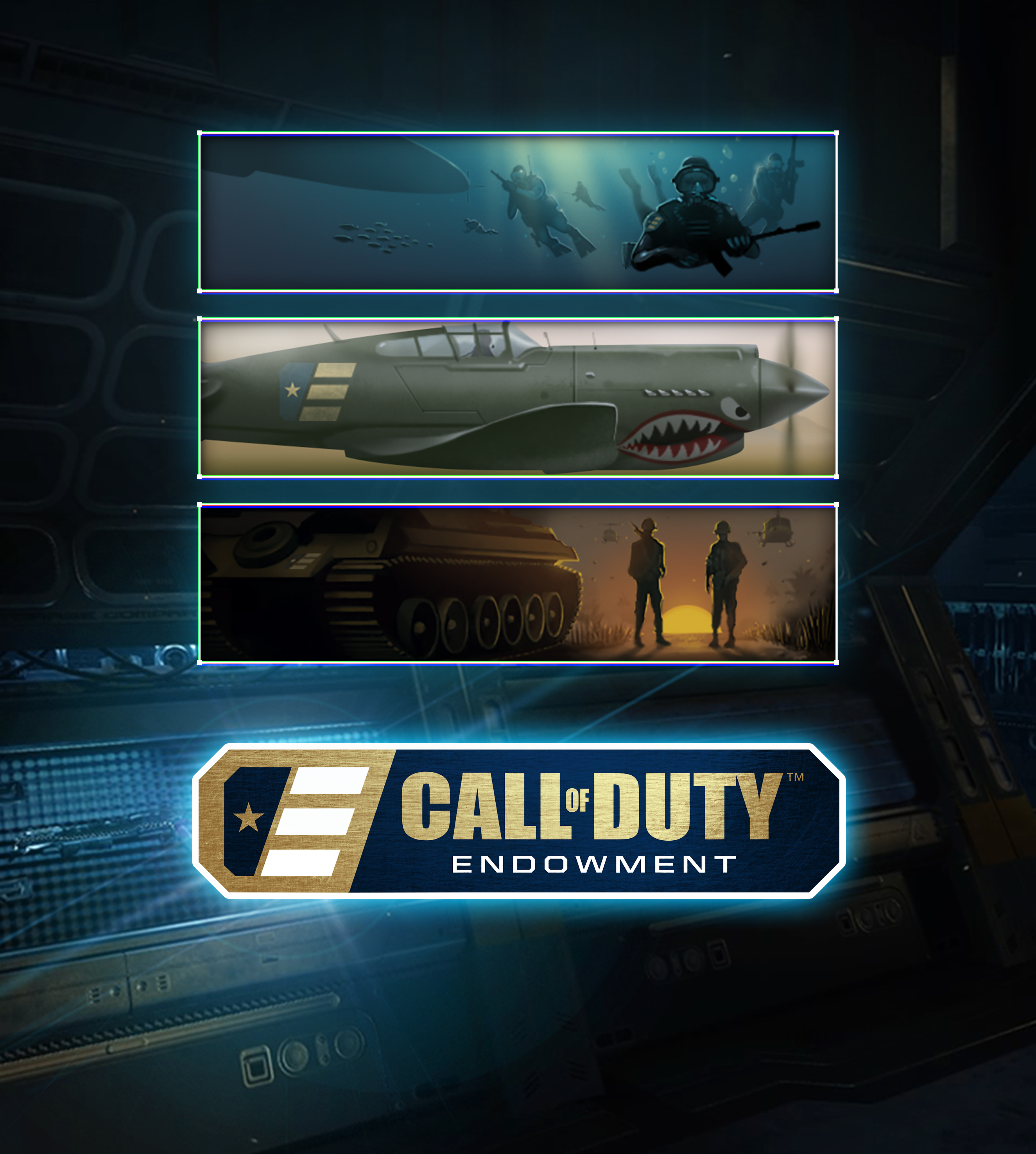 activision blizzard announces launch of new call of duty black ops iii calling cards to support veteran hiring business wire - Calling Card