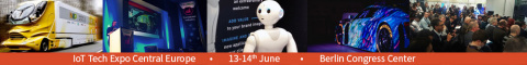 What to expect at the IoT Tech Expo in Berlin, 13-14 June 2016:Live demo's, robotics, networking, in ...