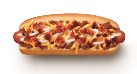 Loaded Bacon Ranch Chili Cheese Coney (Photo: Business Wire)