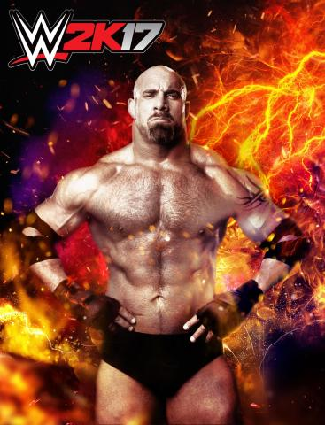 2K today announced that legendary WCW® and WWE® star Bill Goldberg will make his virtual return in WWE® 2K17, the forthcoming release in the flagship WWE video game franchise. (Photo: Business Wire)