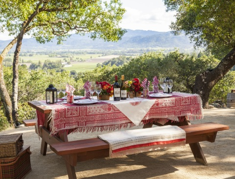 Private meals with vintners are among the 170 unique lots now available online Photo courtesy of the Napa Valley Vintners (Photo: Business Wire)