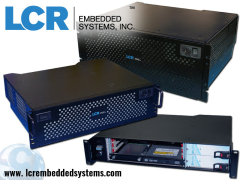 The new family of affordable universal enclosures from LCR Embedded Systems (Photo: Business Wire)