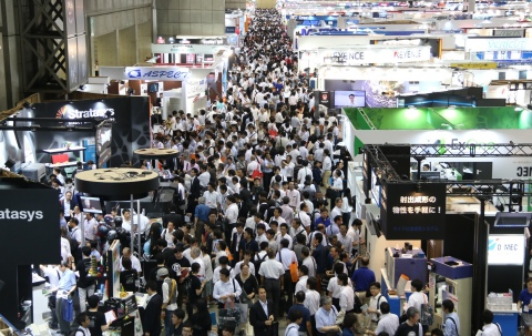 Show Venue from 2015 show (Photo: Business Wire)