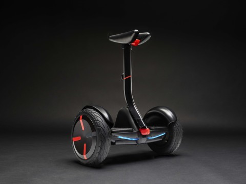 Segway Rolls Out the Ninebot by Segway miniPRO, a Self-Balancing Personal Transporter, Available Exclusively on Amazon June 1 (Photo: Business Wire).