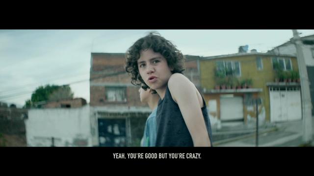 "Jesus ""Tecatito"" Corona stars in POWERADE ""Just a Kid"" campaign"