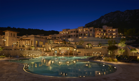 Park Hyatt Mallorca marks the brand's first resort in Europe (Photo: Business Wire)