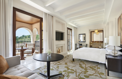 Park King guestroom at Park Hyatt Mallorca (Photo: Business Wire)