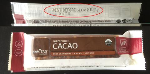 Navitas Cacao (Photo: SunOpta)
