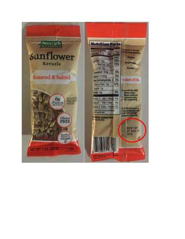 Sunrich Naturals Roasted Salted Sunflower Kernels (Photo: SunOpta)