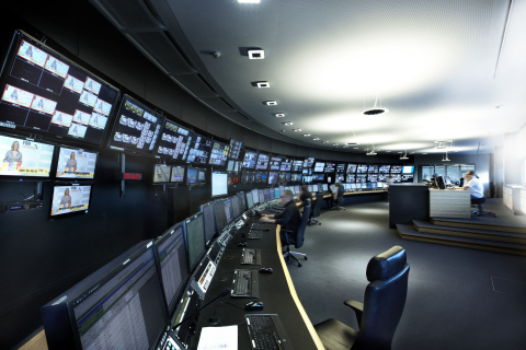 SPS Playout Centre (Photo: Business Wire)