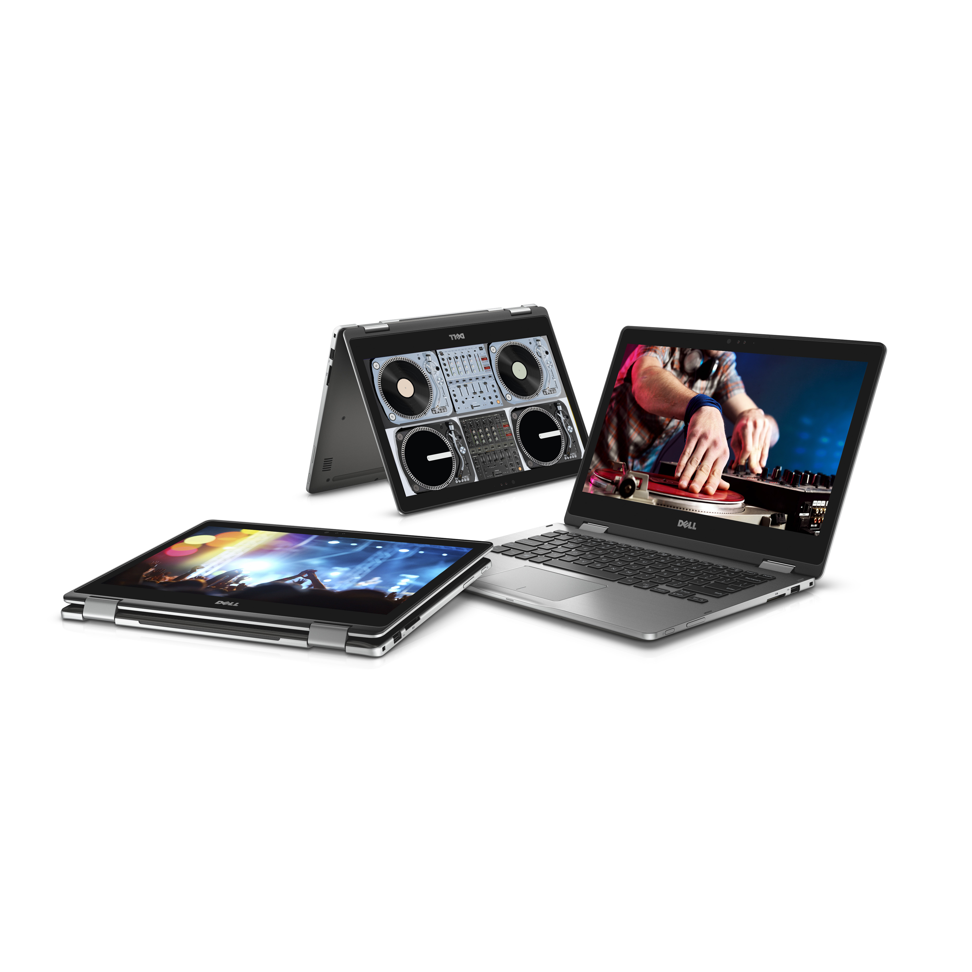Dell Inspiron 13 7000 2-in-1 BBY (Photo: Business Wire)