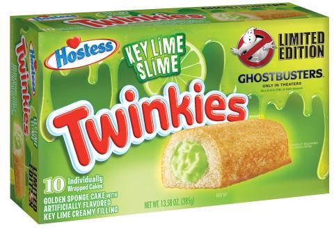 Key Lime Slime Twinkies (Photo: Business Wire)