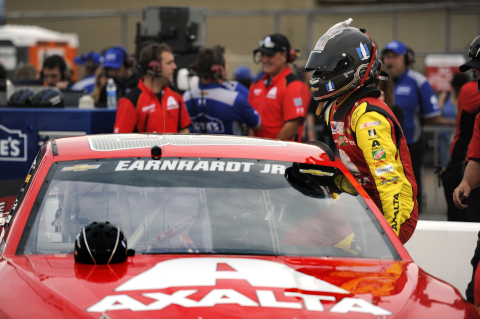 Dale Earnhardt Jr. to race in the No. 88 Axalta Chevrolet SS at the Axalta