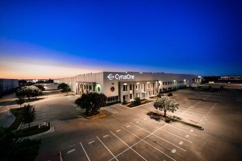 CyrusOne Carrollton Data Center (Photo: Business Wire)