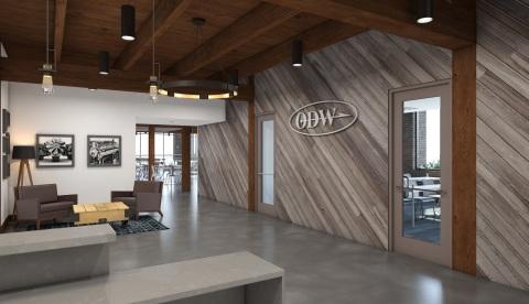 ODW lobby render (Photo: Business Wire)