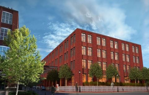 The Buggyworks building (Photo: Business Wire)