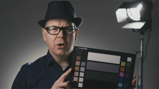 Why Filmmakers use X-Rite ColorChecker Video Targets–Color Correction Made Easy. This is the first time an affordable color target solution has been specifically developed for the burgeoning video, independent filmmaker, broadcast market. Production workflows become faster, color consistent and balanced so users can quickly get to an ideal neutral color point to develop a specific 'creative look.' ColorChecker Passport Video and ColorChecker Video give consistent, predictable and repeatable color results from shooting-to-editing, frame-to-frame, camera-to-camera delivering functionality on-set. ColorCheckers for Video now include support from DaVinci-Resolve by Blackmagic Design, Color Finale, 3D-LUT Creator. X-Rite announces the i1Filmmaker Kit @CineGear Expo booth 102B, Los Angeles. Visit us for daily demonstrations of the i1Filmmaker Kit with i1Display Pro–i1Profiler Spectro monitor calibration and ColorChecker Passport Video's new bundle.