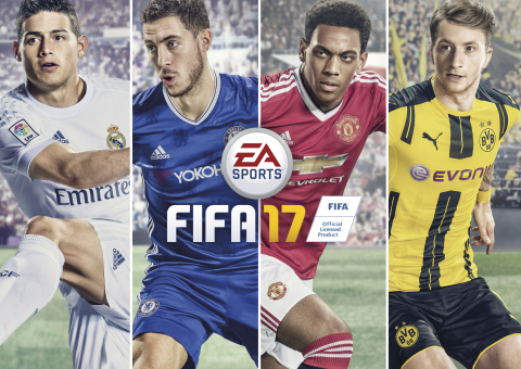 FIFA 17 POWERED BY FROSTBITE (Photo: Business Wire)
