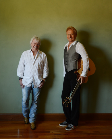 Air Supply to perform at SugarHouse Casino on Saturday, Aug. 27, 2016. (Photo: Business Wire)
