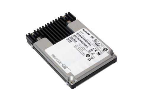 東芝エンタープライズ向けSAS SSD「PX04Sファミリー」(写真:ビジネスワイヤ)