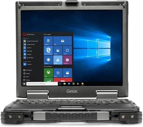 The B300 is the first ultra-rugged notebook that uses Intel's 6th generation Skylake Core i7 process ...
