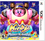 Kirby: Planet Robobot launches on June 10 exclusively for the Nintendo 3DS family of systems (Photo: Business Wire)