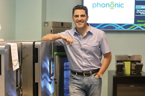 Phononic's CEO and co-founder, Tony Atti (Photo: Business Wire)