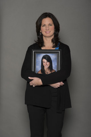 Patti Wukovits, Founder and Executive Director of The Kimberly Coffey Foundation (Photo: Business Wire)